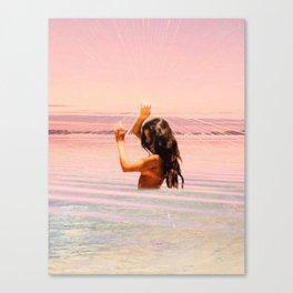 Spirit Weaver Canvas Print