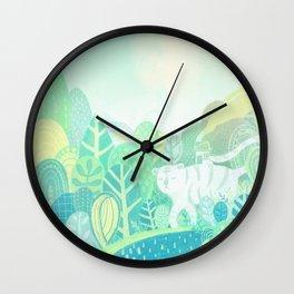 Dream house? Wall Clock