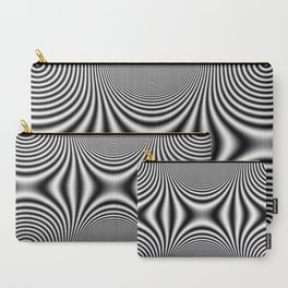 moire patterns Carry-All Pouch