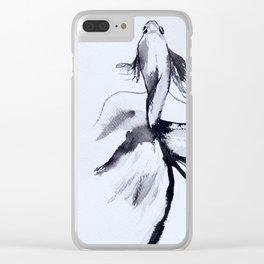Pescaito Clear iPhone Case