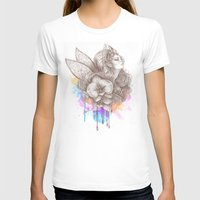 orchid T-shirts featuring Orchid by Bea González