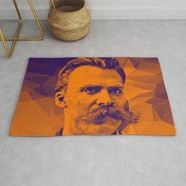 Nietzsche for Engravers Rug