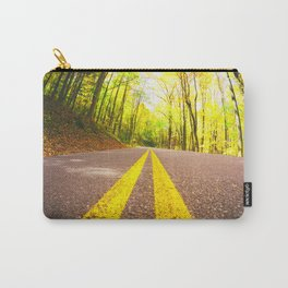 Road in the Forest Carry-All Pouch