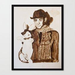 Harvey Canvas Print