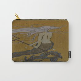 Queen of the Golden Sea Carry-All Pouch