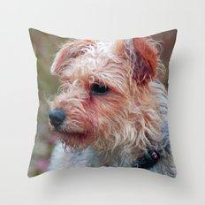 Scruff Throw Pillow