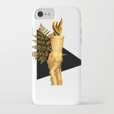 Gold Cactus Slim Case iPhone 7