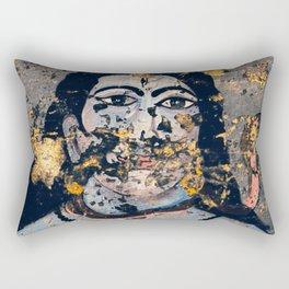 Hindu mural Rectangular Pillow