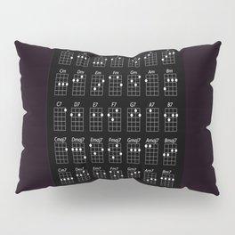 Ukulele chords Pillow Sham