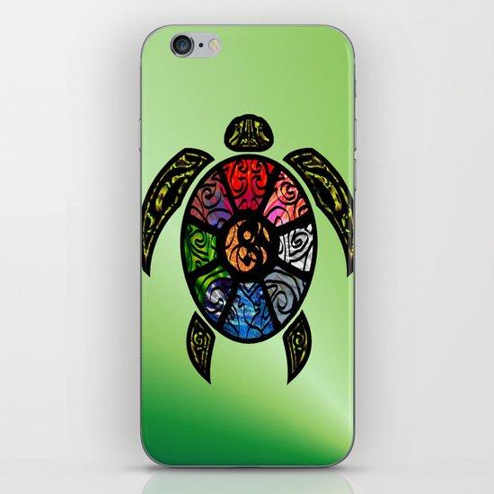 Bagua Turtle iPhone & iPod Skin