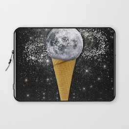 MOON ICE CREAM Laptop Sleeve