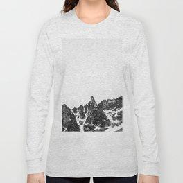 Minimalist Mountain Long Sleeve T-shirt