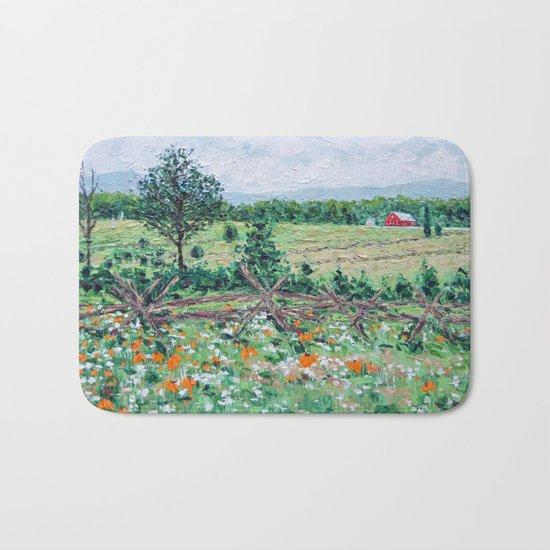 Gettysburg Farm Bath Mat