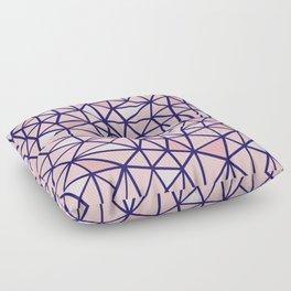 Broken Blush Floor Pillow