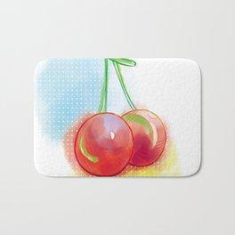 Sweet Cherry Bath Mat