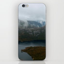 Dove Lake at Cradle Mountain iPhone Skin