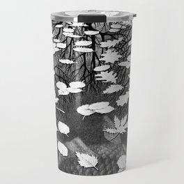 Escher- Three Worlds Travel Mug