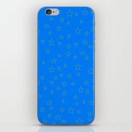 Stars deco iPhone Skin