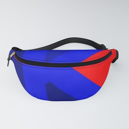 Quaint Game of Chess Letter K Fanny Pack