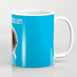 Coffee - nyc vs istanbul Coffee Mug