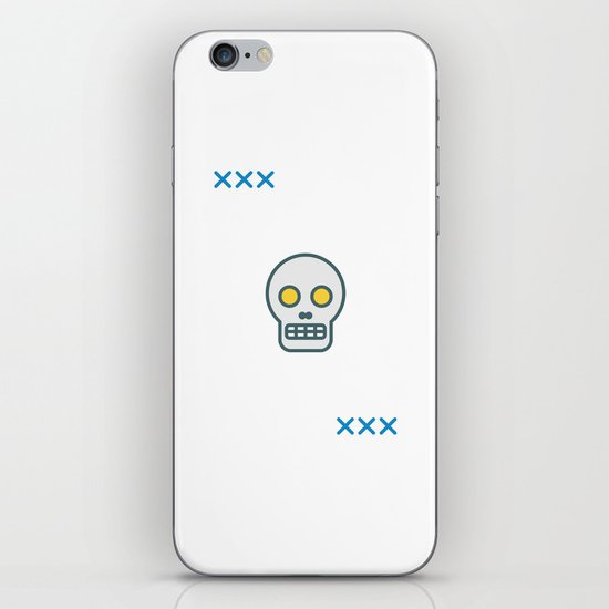 The Death iPhone Skin
