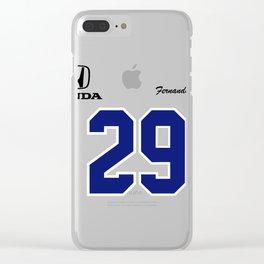 Honda Clear iPhone Case