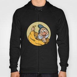 Pop Art Mashup: Snow White - Horny Bashful Hoody