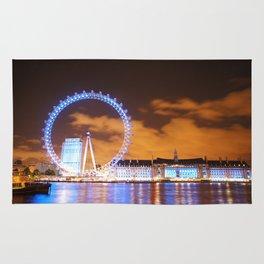 London Midnight Eye Rug