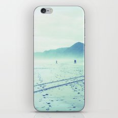 Piha Beach iPhone & iPod Skin
