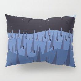 Forest & Moon Pillow Sham