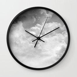 Nuages de Septembre Wall Clock