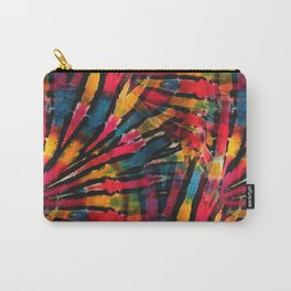 Hippy Spirit Tie Dye Carry-All Pouch