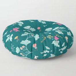 Ginkgo Midori Floor Pillow