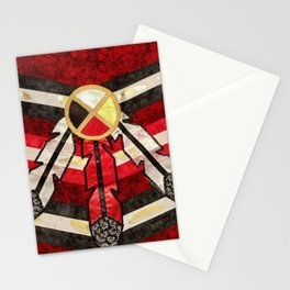 Medicine Feather Stationery Cards