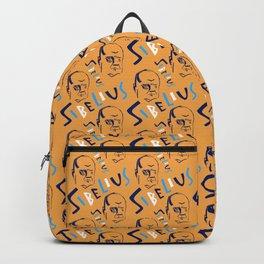 Jean Sibelius (2) Backpack