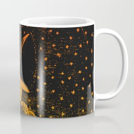 Nineteenth Century Space Travel Coffee Mug