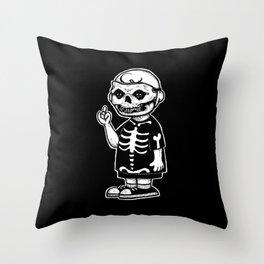 FIENDNUTS Throw Pillow