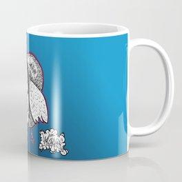 Some Creepy Gangsta Bird Coffee Mug