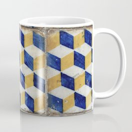 Portuguese tiles pattern Coffee Mug