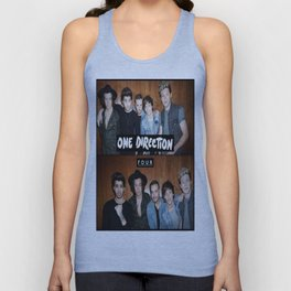 "One direction ""four"" album cover Unisex Tank Top"