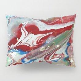 Just a Little Red Pillow Sham