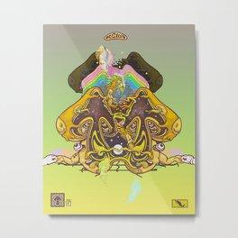 hallucinogen mushrooms froom mexico of course Metal Print
