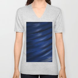 Blue Blur Unisex V-Neck