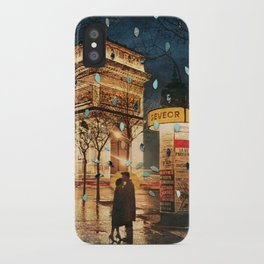 Rain Cant Touch Us iPhone Case