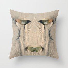 Beach Art 4 Throw Pillow