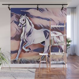 The American Paint Horse Wall Mural