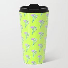 Flowers I Metal Travel Mug