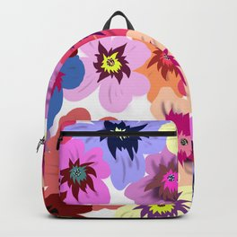 Flower Shower Backpack