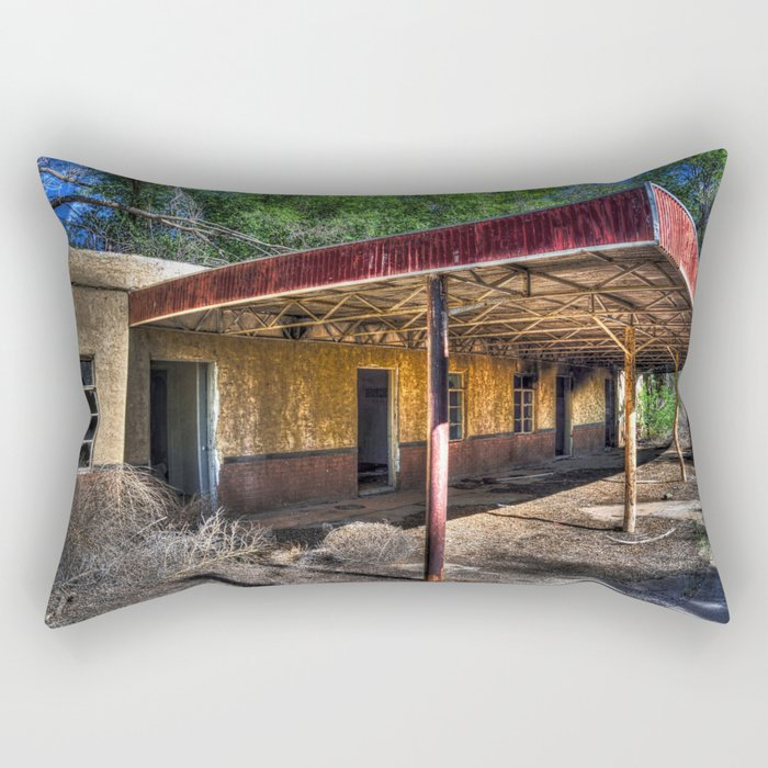 Tumbling Down Rectangular Pillow