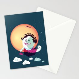 Madame Coquette Stationery Cards